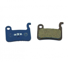 A2Z Paire de plaquettes Shimano XT/XTR Organiques