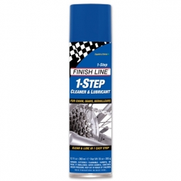 FINISH LINE Lubrifiant 1-STEP 2 en 1 / 360 ml