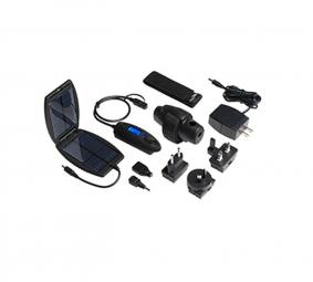 Garmin Pack Batterie Externe Capteurs Solaires + Adaptateur Secteur