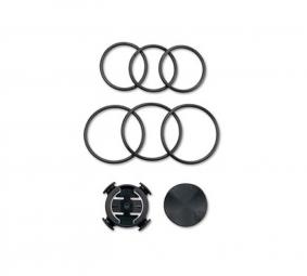 Garmin Kit de 2 Supports Vélo pour EDGE 200 500 510 800 et 810 avec élastiques