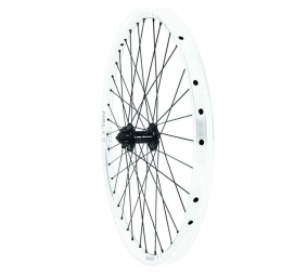 HALO T2 Racing Roue Arrière Blanche Disque 6TR 26 '' 9mm 32 rayons