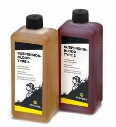 MAGURA Huile de Suspension BLOOD Type 5 format 0.5 Litre