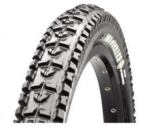 MAXXIS Pneu High Roller 26 x 2.35 1 Ply 42a Super Tacky TubeType Rigide TB73615800