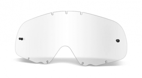 OAKLEY Ecran CROWBAR MX Clear Transparent Ref 03-276