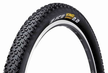 CONTINENTAL Pneu RACE KING 26x2.20 RaceSport Black Chili Souple