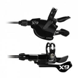SRAM Commande de vitesses Trigger X9 Gauche TRIPLE 10 Vitesses