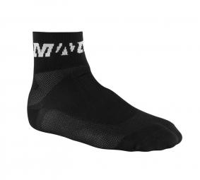 Mavic Chaussettes Socquettes RACE SOCK noires taille 43-46