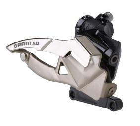 SRAM Dérailleur Avant X0 2X10V Direct Mount Bas S3 42 Dts Tirage Haut