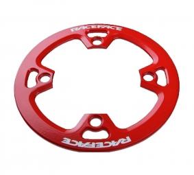 RACE FACE Protège-plateau Light 4 Trous 36 Dents Rouge