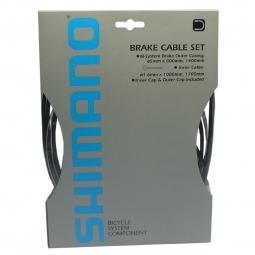 SHIMANO Kit Câbles et Gaines STANDARD pour Freins