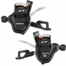 Shimano Commandes de vitesses Rapid fire Plus double/triple XT 10V SL-M780