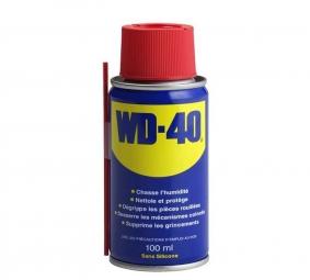 WD-40 Spray Huile Lubrifiant Classic 100 ml