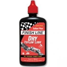 FINISH LINE Lubrifiant sec au teflon 120ml