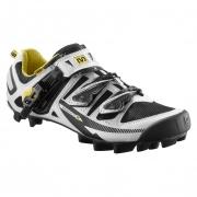 mavic chasm shoes white – black – yellow size 44 in Alltricks 179.99€