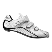 bontrager chaussures route rl taille 44 blanc in Alltricks 149.99€
