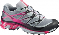 salomon shoes xt wings 3 w pearl grey-pk-bk t.4.5 Oferta en Alltricks