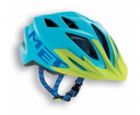 met 2015 helmet crackerjack blue-green in Alltricks 44.99€