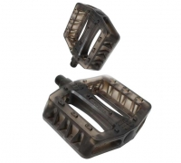 gusset pair of black smoke pcp pedals in Alltricks 12.99€