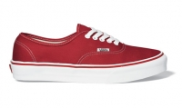 vans paire de chaussures authentic red taille 45 in Alltricks 37.99€