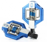 pair of 2013 crank brothers candy 3 blue pedals in Alltricks 89.00€
