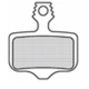 ashima pair of pads avid elixir r – cr semi metallic in Alltricks 9.95€