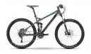 HAIBIKE 2014 Vélo Complet Impact RC 27.5'' Noir Vert