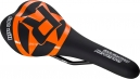 REVERSE Selle Fort Will CrMo Noir/Orange