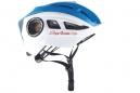 Urge Supacross MTB Helmet - White Blue