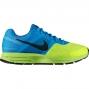 NIKE Chaussures AIR PEGASUS+ 30 Bleu Jaune Homme
