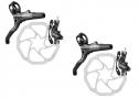 AVID ELIXIR 5 2014 Paire de Freins Noir + Disques HS1 160mm PM/IS