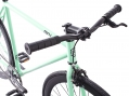 6KU Vélo Complet Fixie MILAN 2 Mint Green/Black