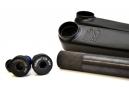 FOUNDATION Pedalier BIG BROTHER 22mm Noir Mat