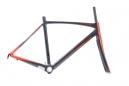 VIPER Kit cadre/fourche VERBIER Gris/Rouge 56