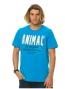 ANIMAL T-Shirt LIVINE Blue