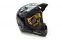 661 Comp Helmet - Black Charcoal