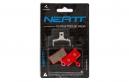 NEATT Plaquettes organiques SHIMANO NEW XTR / XT