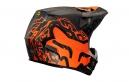Casque FOX RAMPAGE PRO CARBON MIPS CAUZ Noir Orange