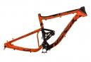 VIPER cadre FIERY XC 27.5  Orange/Noir