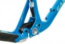 SANTA CRUZ 2016 Cadre 5010 2 CC Carbone 27.5´´ Fox Float Factory Evol 130mm Bleu Mint