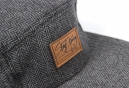 STAYSTRONG Casquette CAMPER 5 PANEL Tweed