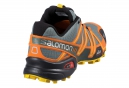 SALOMON SPEEDCROSS 3 CS Gris Orange Jaune