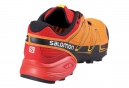 SALOMON SPEEDCROSS VARIO Rouge Orange Noir