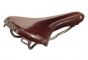 BROOKS Selle B15 SWALLOW TITANIUM Marron