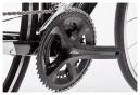 CUBE 2016 Vélo Route ATTAIN GTC Carbone Shimano 105 11V Noir Blanc