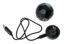 360 FLY Caméra Panoramique Noir