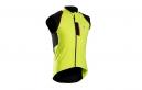BONTRAGER Veste RXL 180 SOFTSHELL Convertible Jaune Haute visibilité