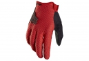 Fox Attack Gloves - Red
