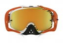 Masque Oakley CROWBAR MX Jaune Orange