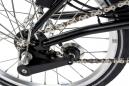 Vélo Pliant Brompton H3L 3 Vitesses 16'' Blanc