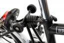 Vélo Pliant BROMPTON S6L 6 Vitesses Noir